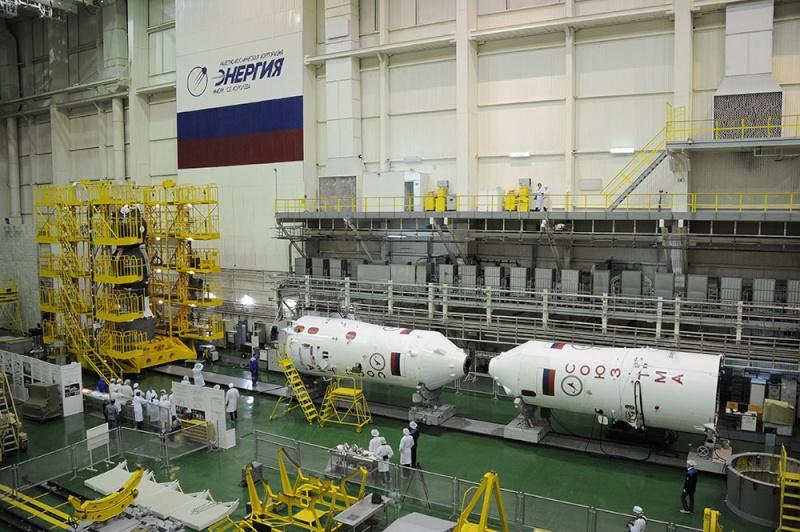 Soyouz-FG (Soyouz TMA-19M) - Baï - 15.12.2015 Soyuz-37