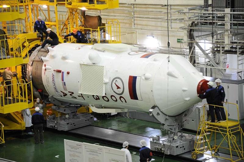 Soyouz-FG (Soyouz TMA-19M) - Baï - 15.12.2015 Soyuz-57
