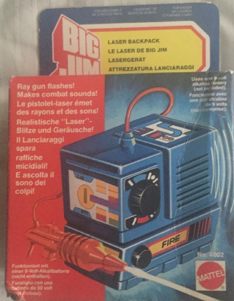 COLLEZIONE DI MIRCO 4 - Pagina 2 Laser10