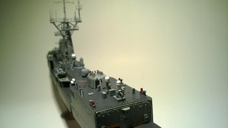 USS REUBEN JAMES 1/350 Academy  - Page 2 Wp_20115