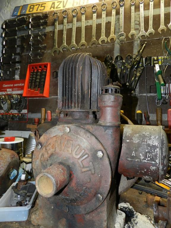 RENAULT - moteur Renault type BU1 Dscn1310