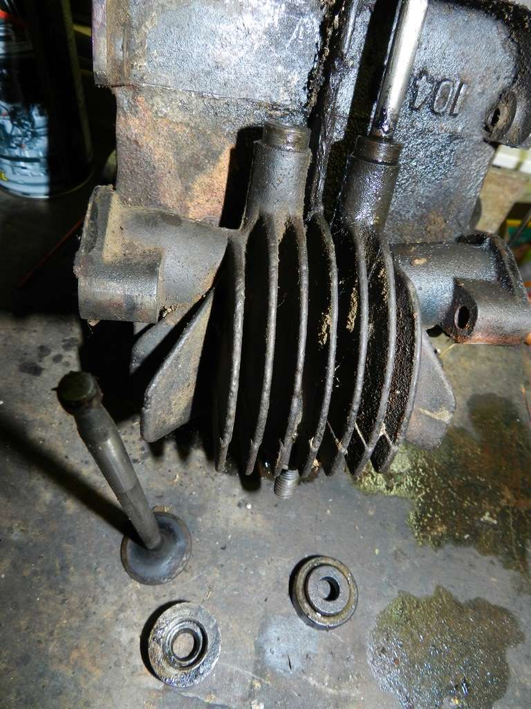 RENAULT - moteur Renault type BU1 Dscn1313