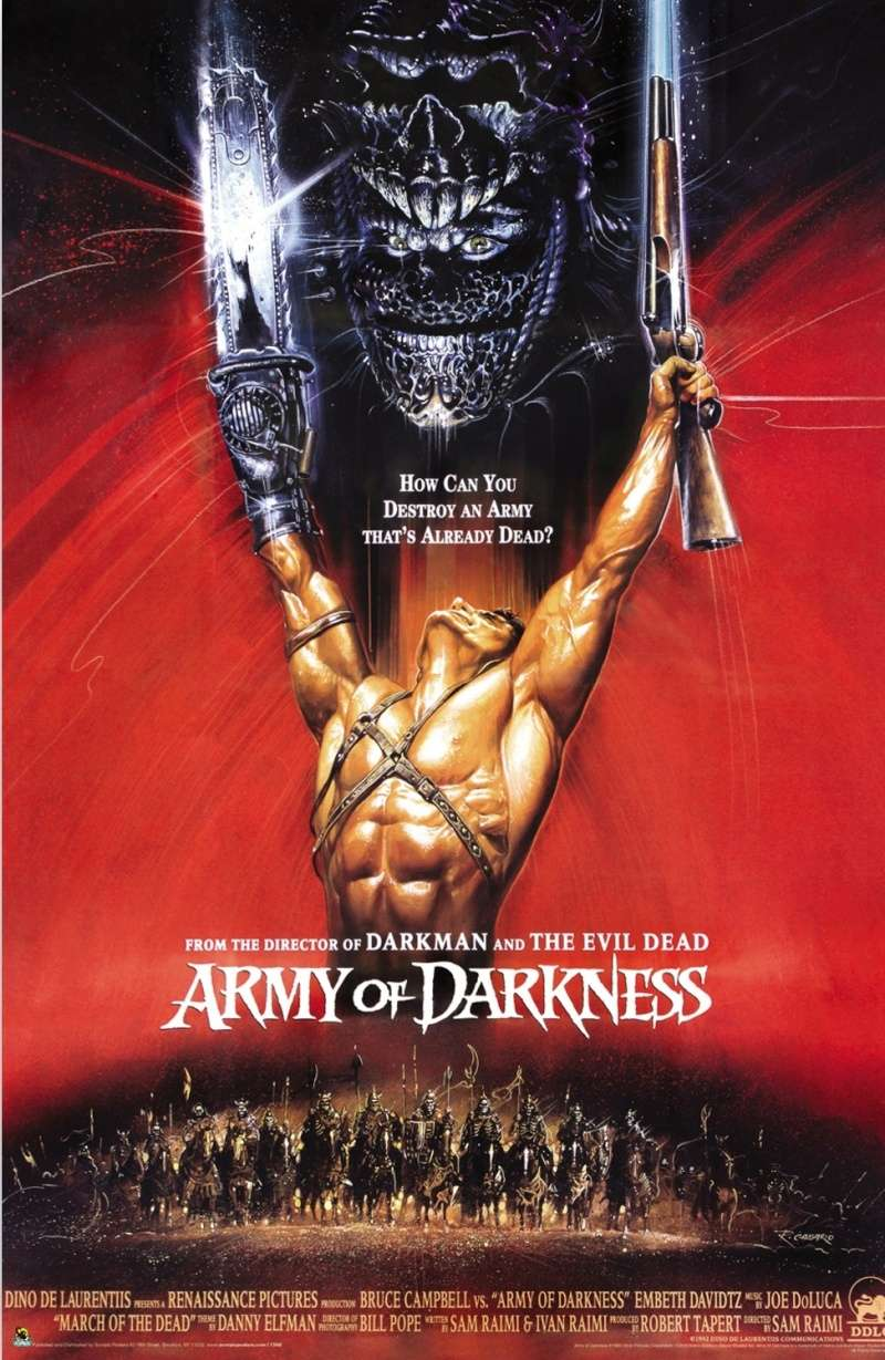 Evil Dead 3 : Army of Darkness Evil_d10
