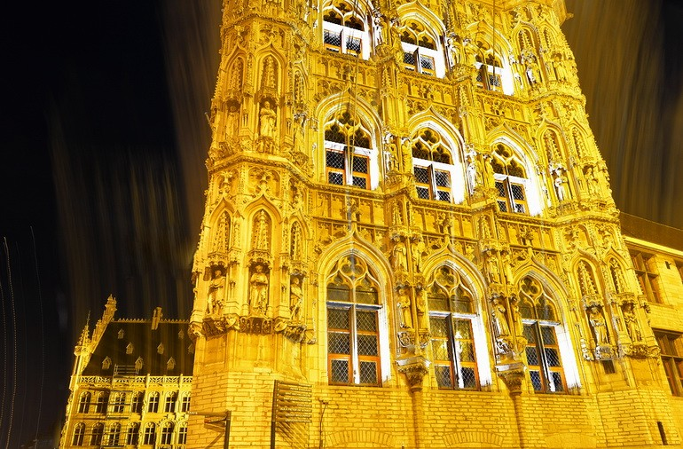 Louvain la nuit. 2016-015
