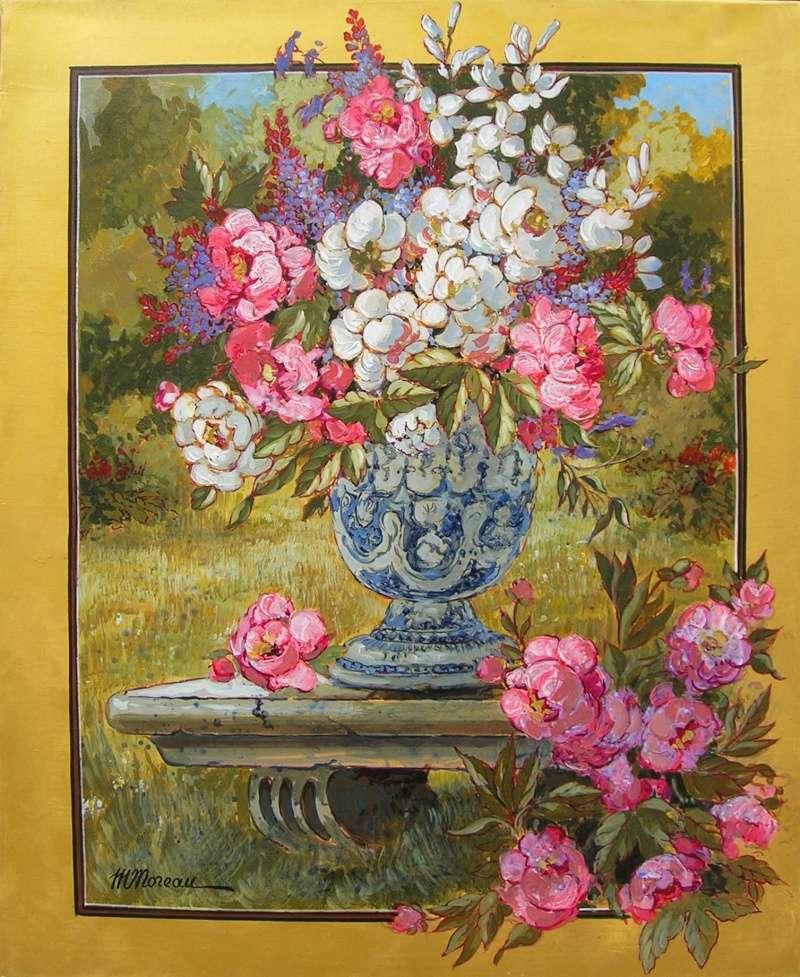 Les FLEURS  dans  L'ART - Page 2 27927c10