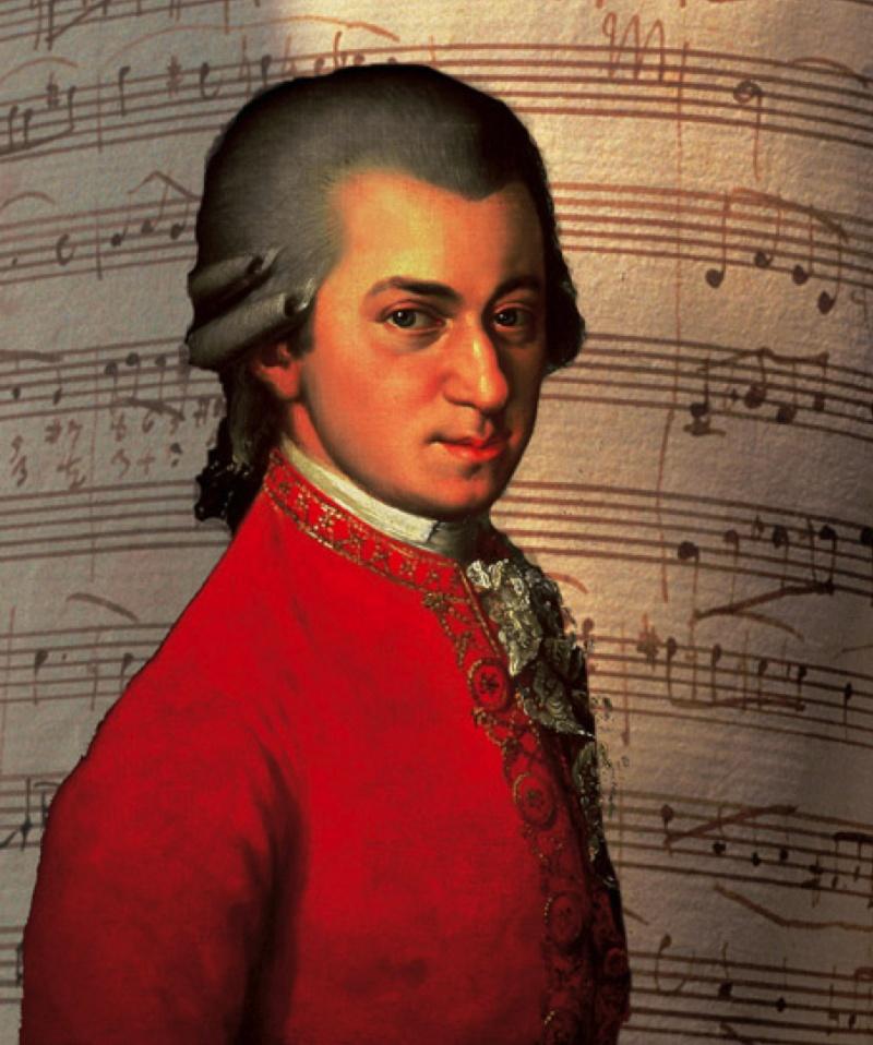 Personnes célèbres réelles ou imaginaires - Page 2 Mozart10