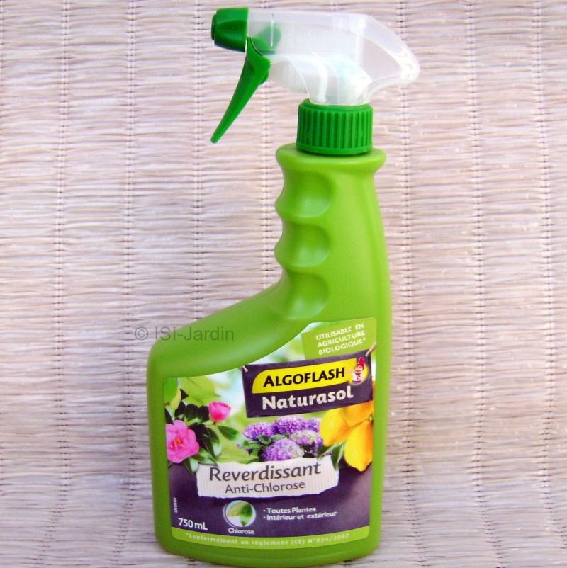 L'algoflash  Reverdissant Anti-chlorose _5710