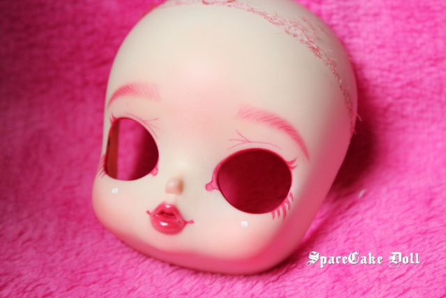 SpaceCake Doll °• Commissions make-up Pullip/BJD Img_8210