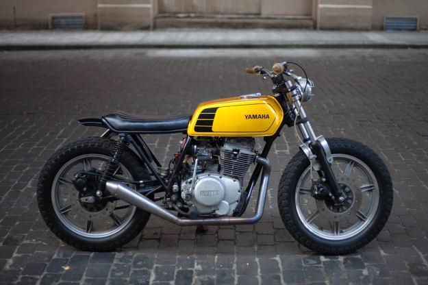 XS 400 bratstyle, tracker à voir... - Page 7 Yamaha10