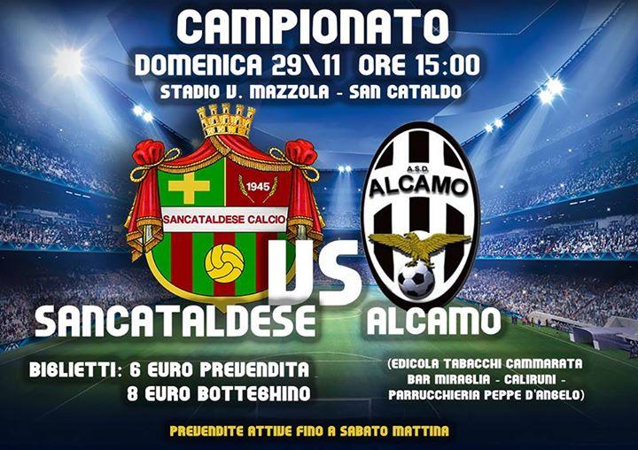 Campionato 12°giornata: Sancataldese - alba alcamo 3-2 12289710