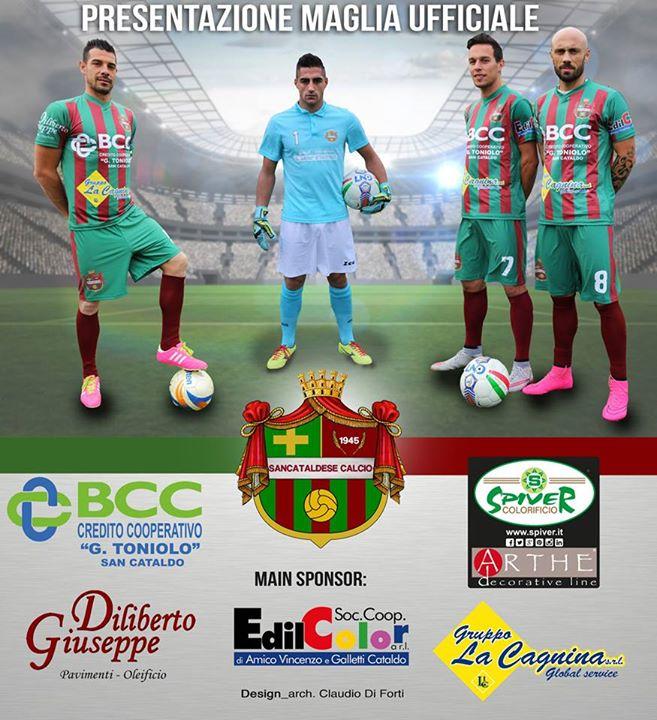 Campionato 12°giornata: Sancataldese - alba alcamo 3-2 12310410