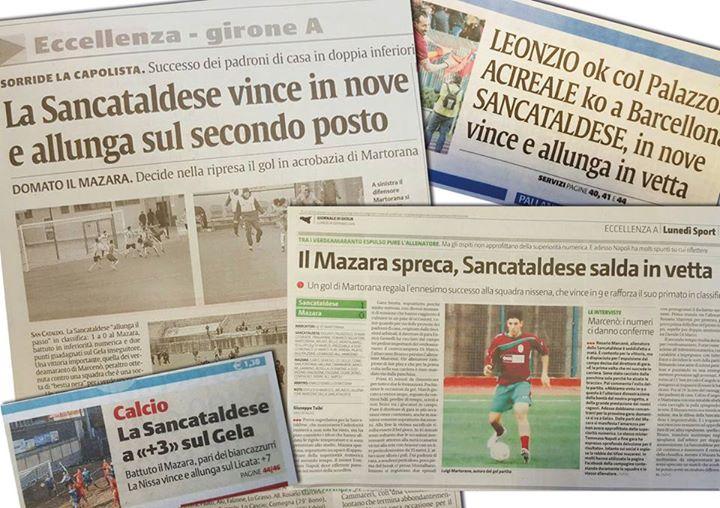 Campionato 18°giornata: Sancataldese - mazara calcio 1-0 12507510