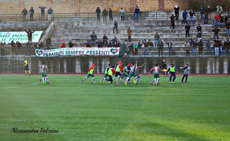 Campionato 18°giornata: Sancataldese - mazara calcio 1-0 24365-10