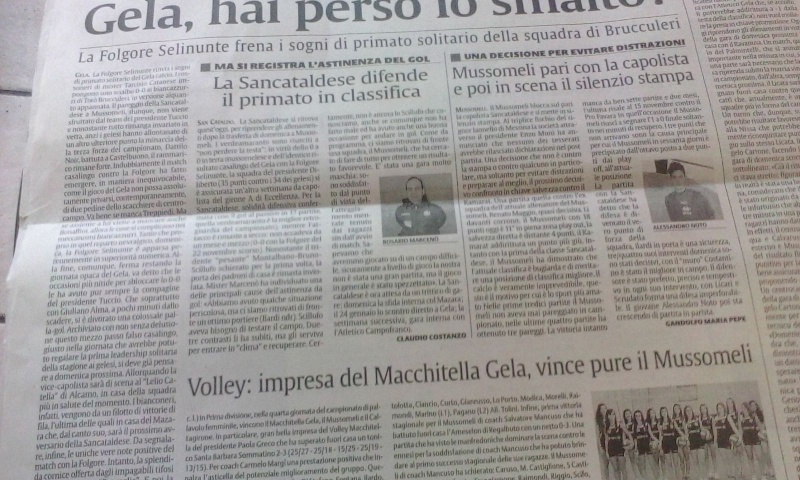 Campionato 17°giornata: mussomeli - Sancataldese 0-0 Img-2018