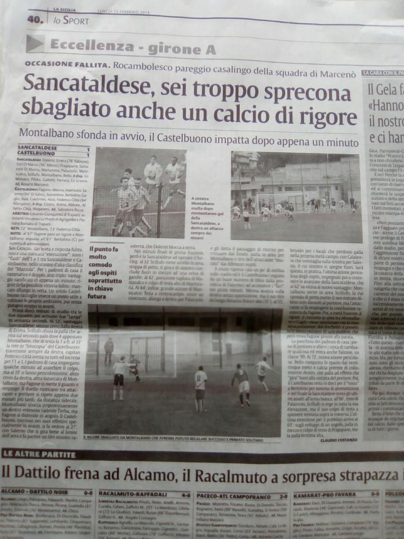 Campionato 22°giornata: Sancataldese - pol. castelbuono 1-1 Img_2025