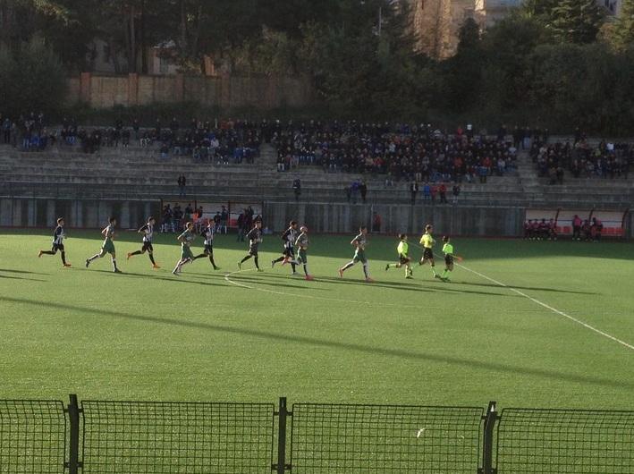 Campionato 12°giornata: Sancataldese - alba alcamo 3-2 Sancat13