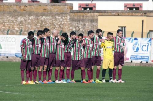Campionato 14°giornata: kamarat - Sancataldese 0-2 Sancat18