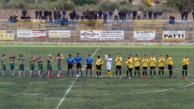 Campionato 21°giornata: pro favara - Sancataldese 1-1 Wp-14510