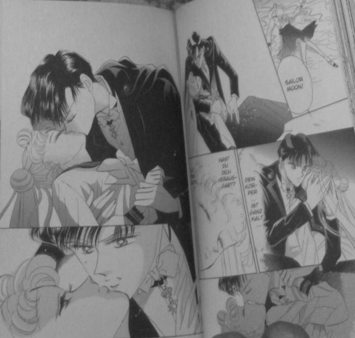 Sailor Moon Manga - Act 14 Bild0213