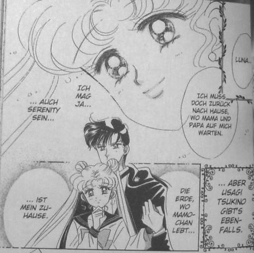 Sailor Moon Manga - Act 14 Bild0218