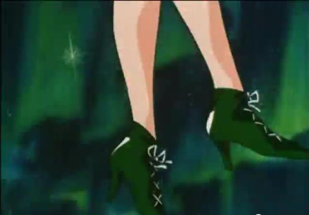 Zeichenfehler im alten Anime Bildsc10