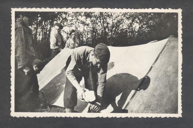 """LE GROUPEMENT N° 4 """"Vauban """" Camp10"""