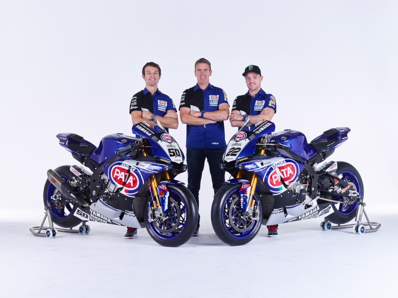 [OFFICIEL YAMAHA] 2016 Official Racing Teams Release 2016_w12