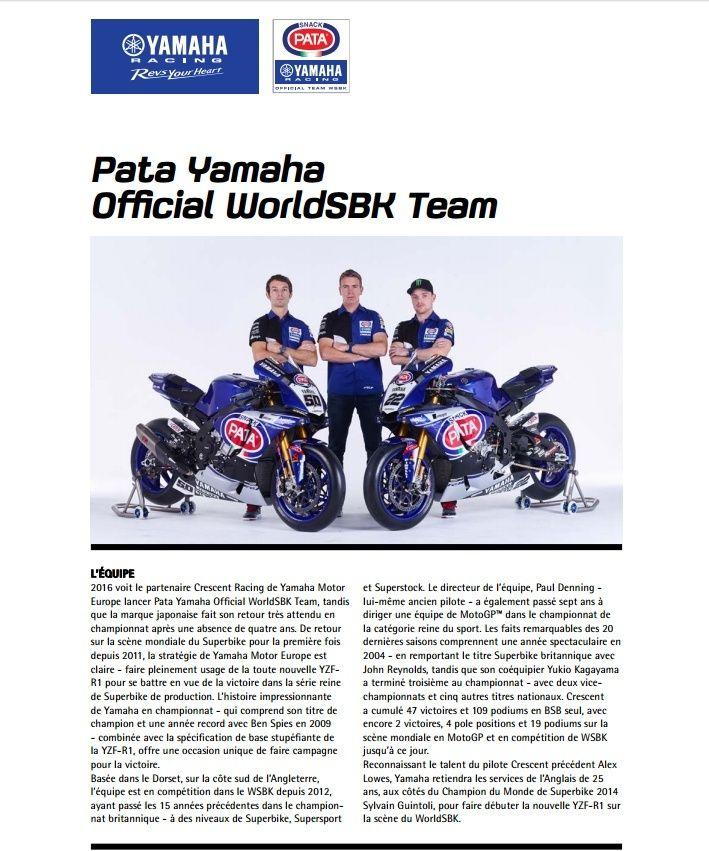 [OFFICIEL YAMAHA] 2016 Official Racing Teams Release Sans_t13