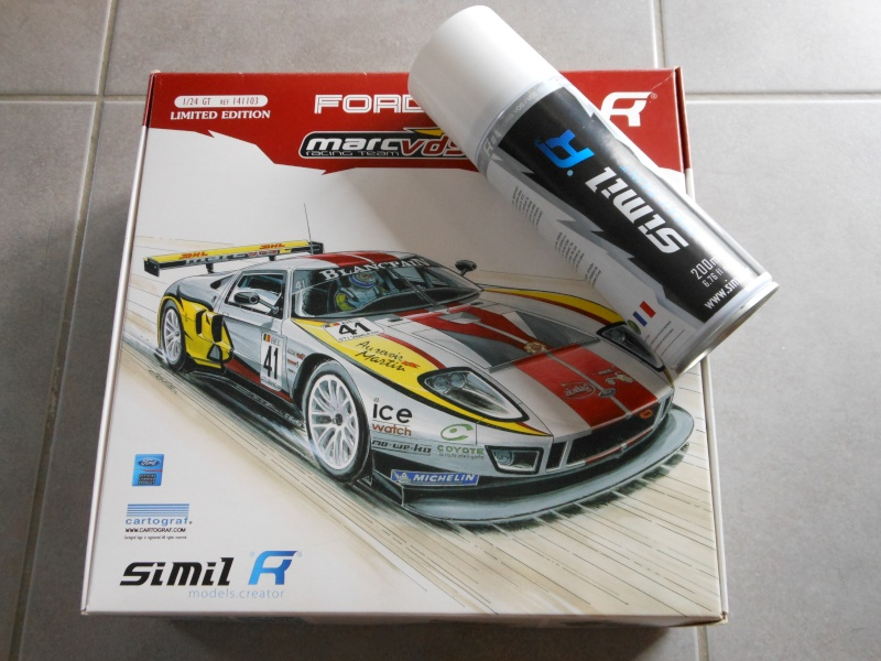 simil R ford gt marc vds limited edition Dscn3422