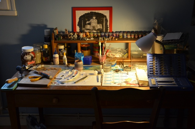 Votre atelier, votre antre... Dsc_3710