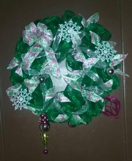 Deco Mesh Wreaths 12308512