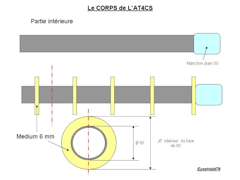 [eyes] Tuto lance roquette AT4CS airsoft eyeshield79 terminé. Tuto_a25