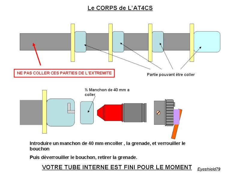 [eyes] Tuto lance roquette AT4CS airsoft eyeshield79 terminé. Tuto_a36