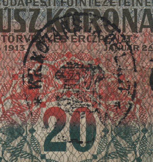Žigovi na AU krunama - Hrvatska Susak10