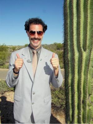 Fall Kachelmann: Faktum oder in der 'Elsen-Falle' ...? (Teil 18) Borat110