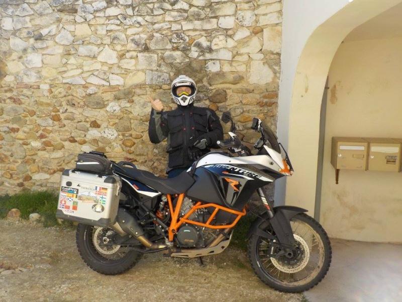 Essai CRF 1000 Honda @frica Twin 12628610