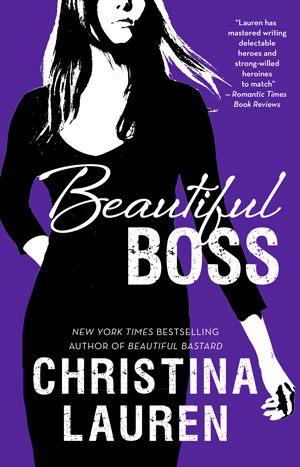 Beautiful Bastard - Tome 4.5 : Beautiful Boss de Christina Lauren Beauti12