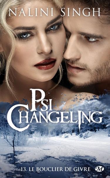 Psi-Changeling - Tome 13 : Le Bouclier de Givre de Nalini Singh Boucli10