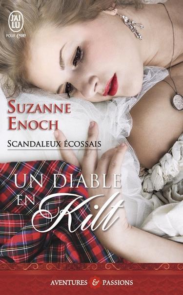 Scandaleux Écossais - Tome 1 : Un diable en kilt de Suzanne Enoch Diable10