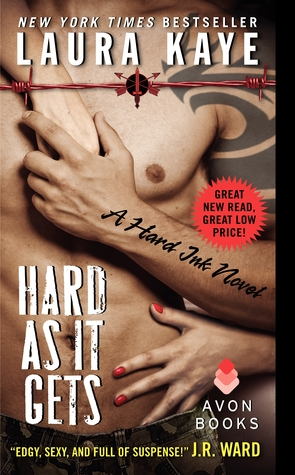 Hard Ink - Tome 1 : De plus en plus mâle de Laura Kaye Hard_a10