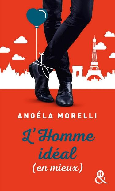 Les Parisiennes - Tome 1 : L'homme idéal... (en mieux) - Angela Morelli Homme_10