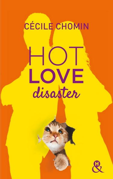 Hot Love - Tome 2 : Hot Love Disaster de Cécile Chomin Hot_di10