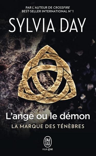 La marque des ténèbres - Tome 1 : L'ange ou le démon de Sylvia Day La_mar10