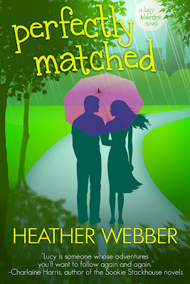 Lucy Valentine - Tome 4 : Parfaitement de Heather Webber Perfec10