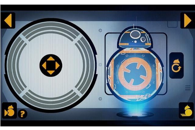 [MOBILEFUN] Sphero BB-8... le petit robot connecté pour les fans de Star Wars 310