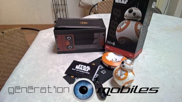 [MOBILEFUN] Sphero BB-8... le petit robot connecté pour les fans de Star Wars Conten13