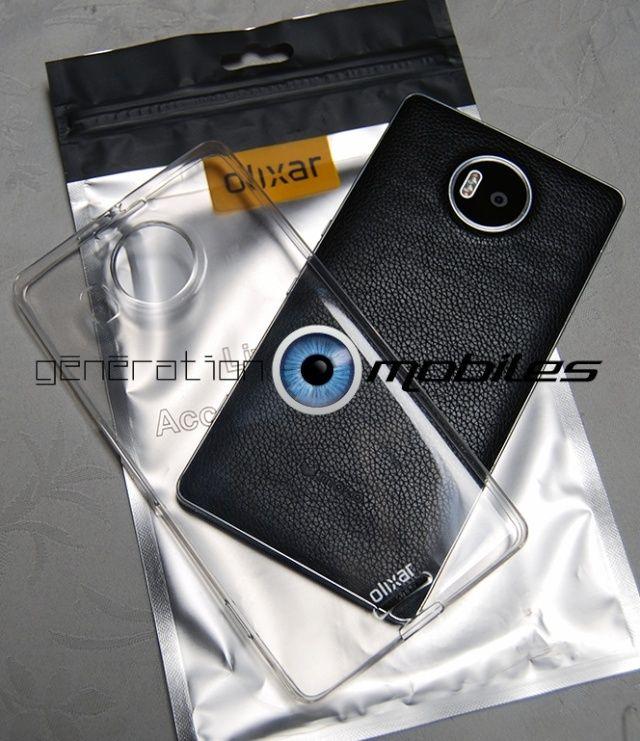 [MOBILEFUN] Coque Flexishield OLIXAR – Microsoft Lumia 950 XL Coque-10
