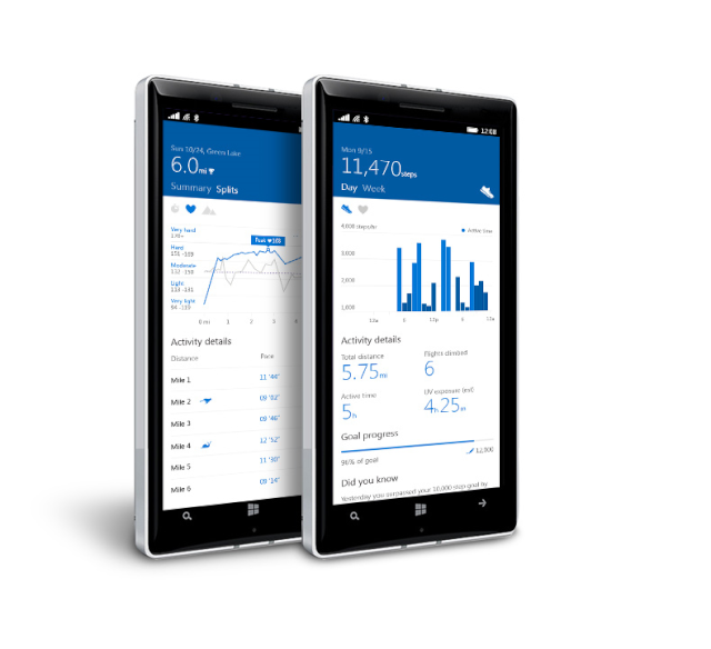 [LOGICIEL] Microsoft Band 2 - Microsoft Health - [gratuit] Lumia_10