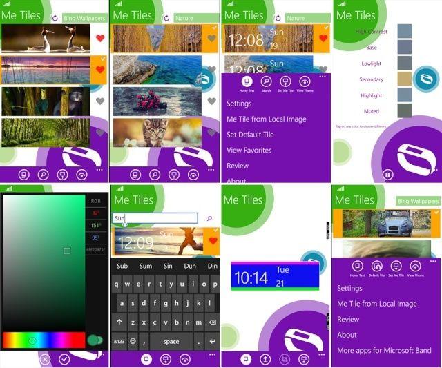 [LOGICIEL] Microsoft Band 2 - Me Tiles - [gratuit] In-App Me_til10