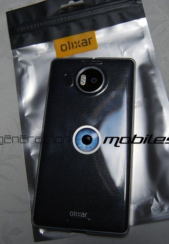 [MOBILEFUN] Coque Flexishield OLIXAR – Microsoft Lumia 950 XL Olixar10